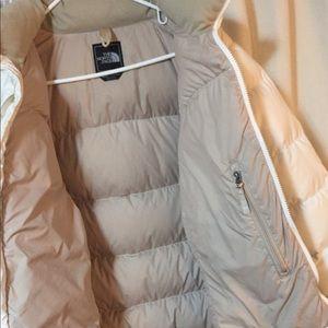 The North Face Jackets & Coats - North Face down jacket. GUC! Soft & warm!!